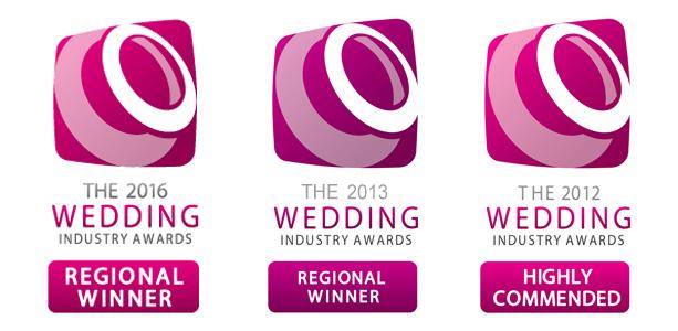 Award winning wedding videographer