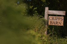 Cripps barn sign