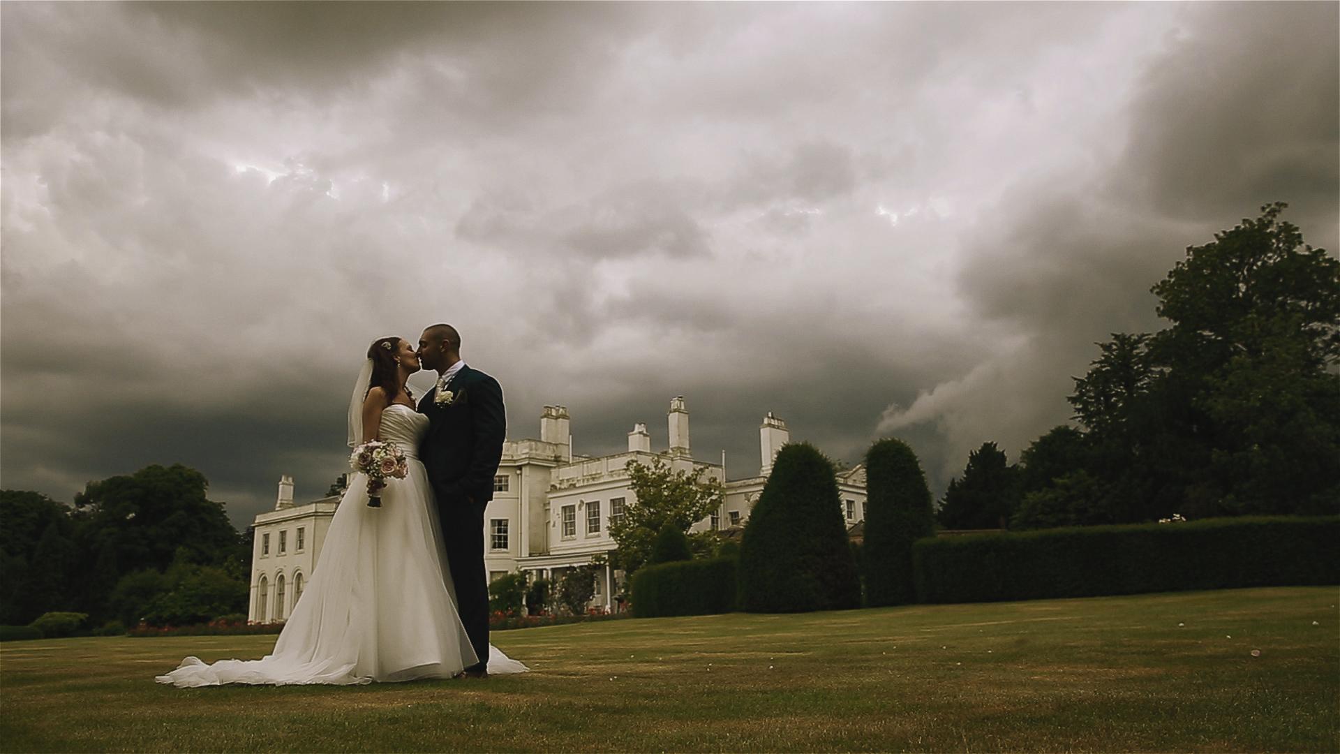 Blake Hall Wedding video