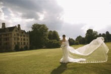 Wedding video from Kings College Cambridge