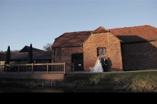 Wedding video Tewinbury Farm