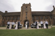 Wedding from Hatfield House