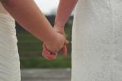 Same Sex Wedding from Gaynes Park, Essex