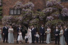wedding video from Old Palace, Hatfield