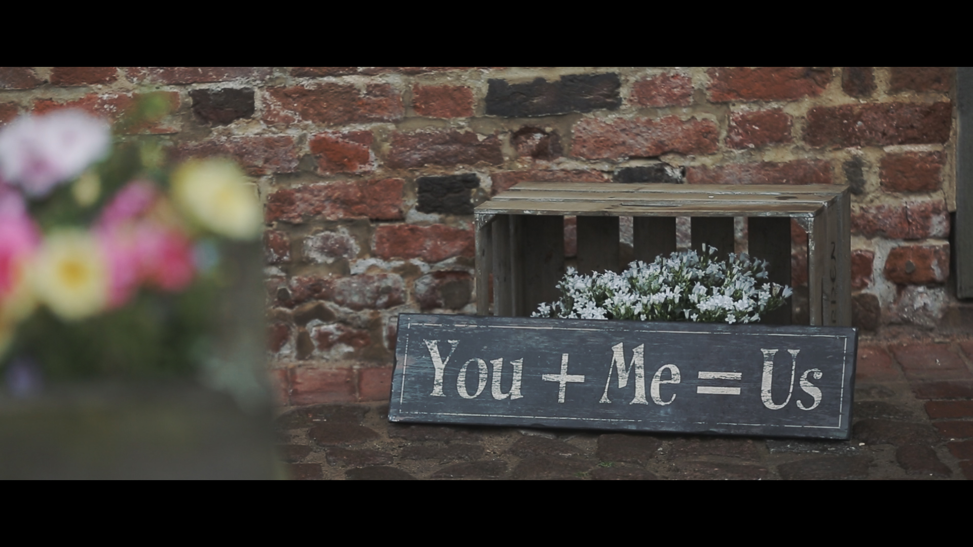 Wedding video from Tewin Bury Farm. Hertfordshire