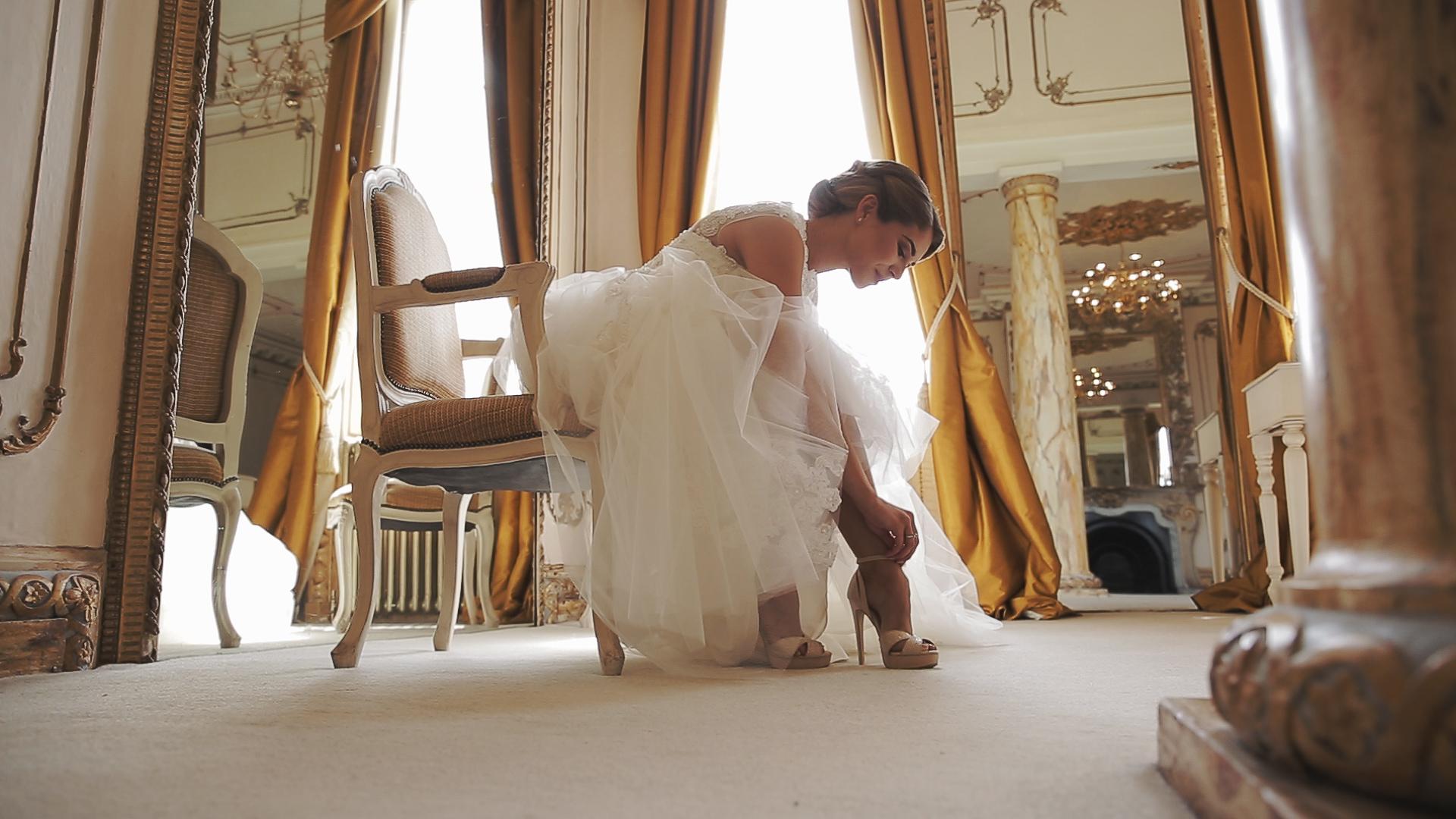 Wedding video trailer form Gosfield Hall