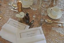 Wedding video Brockett Hall