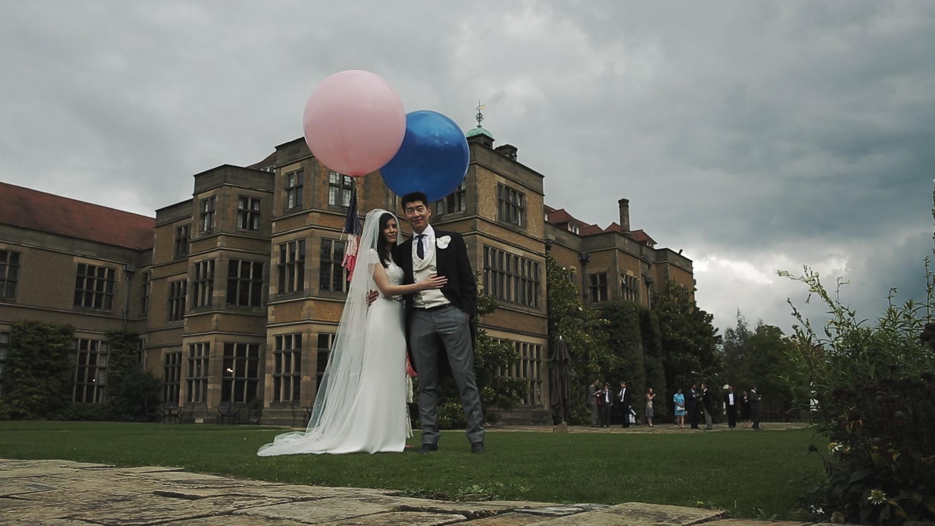 Wedding video fanhams hall
