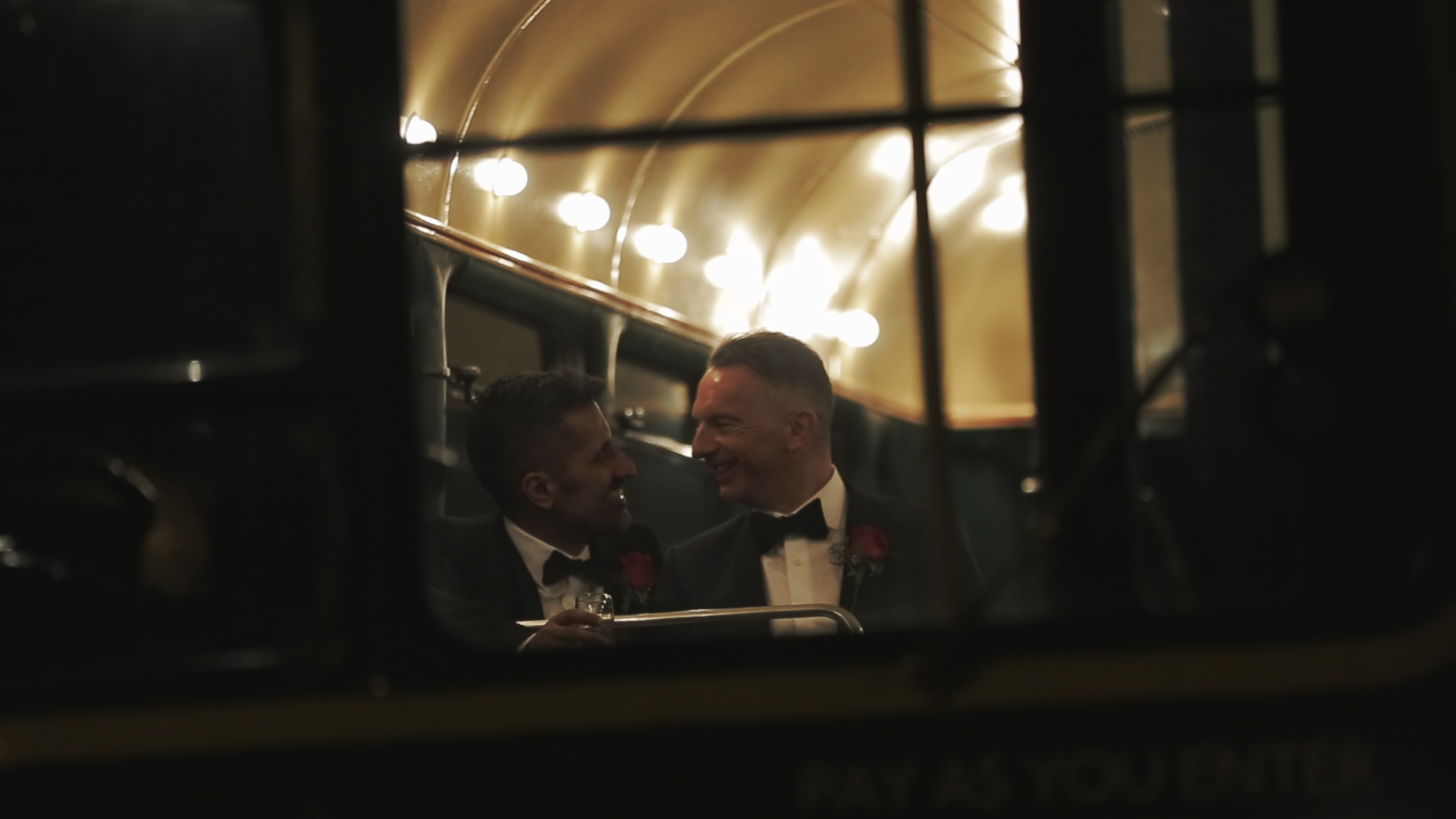 Andy + Sunil ||Burford Bridge Hotel