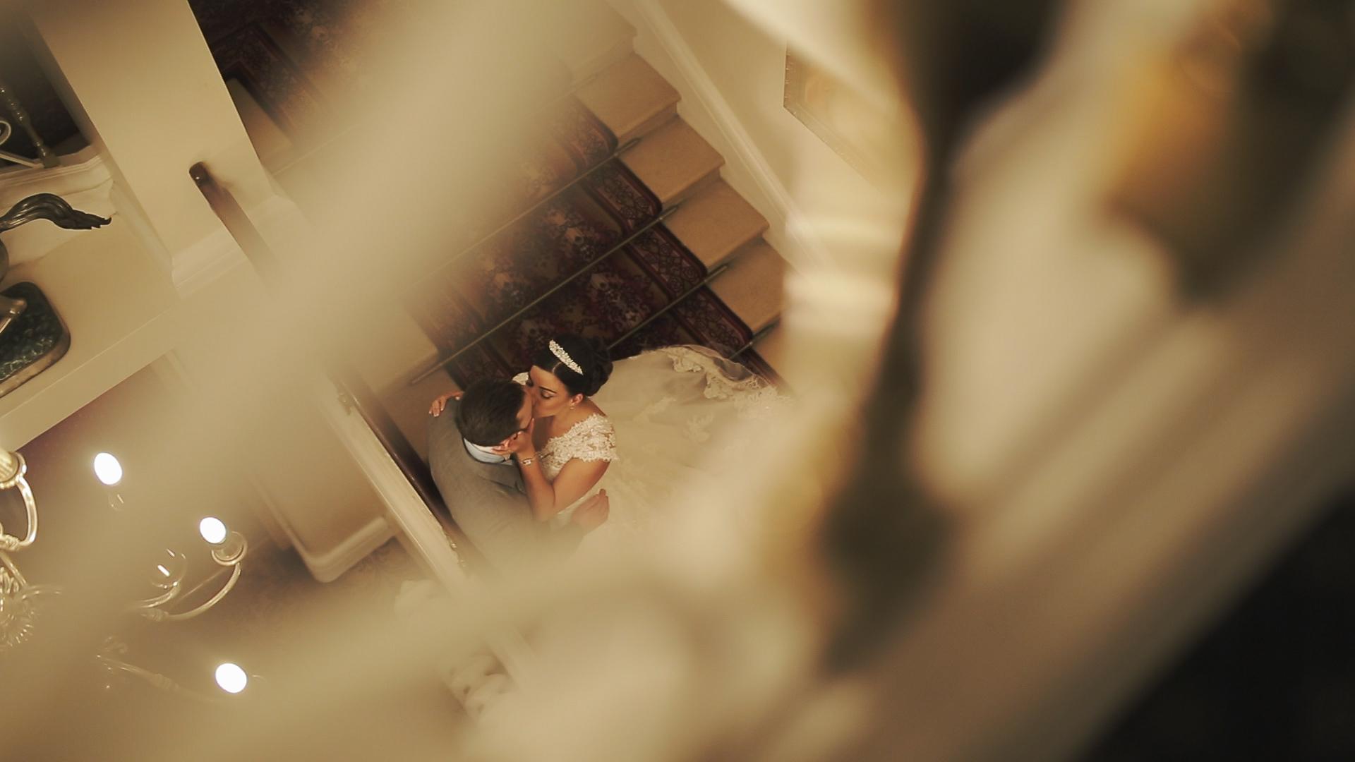 Luisa + Ronan || Downhall Hotel