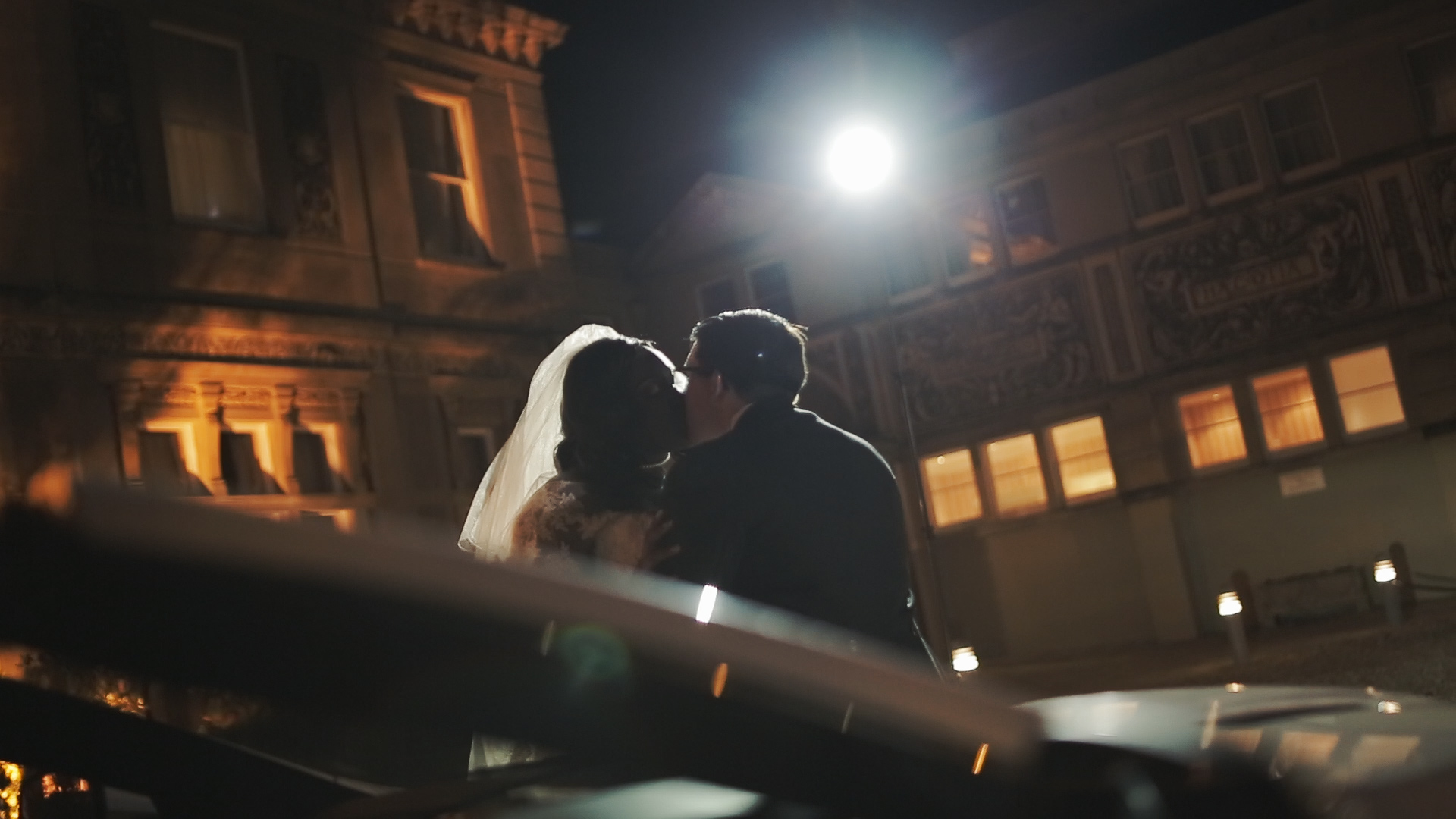 Wedding video from Downhall Hotel