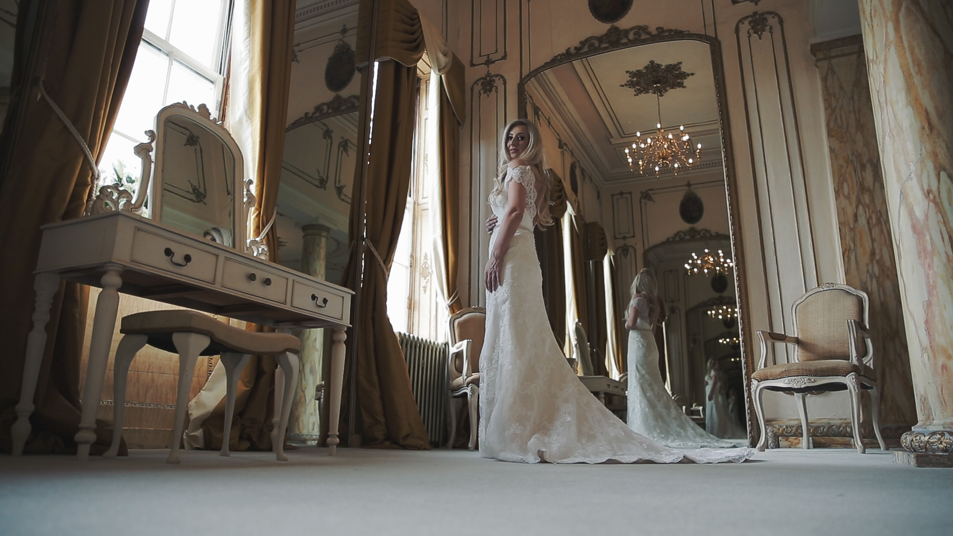 Wedding video from Gosfield Hall
