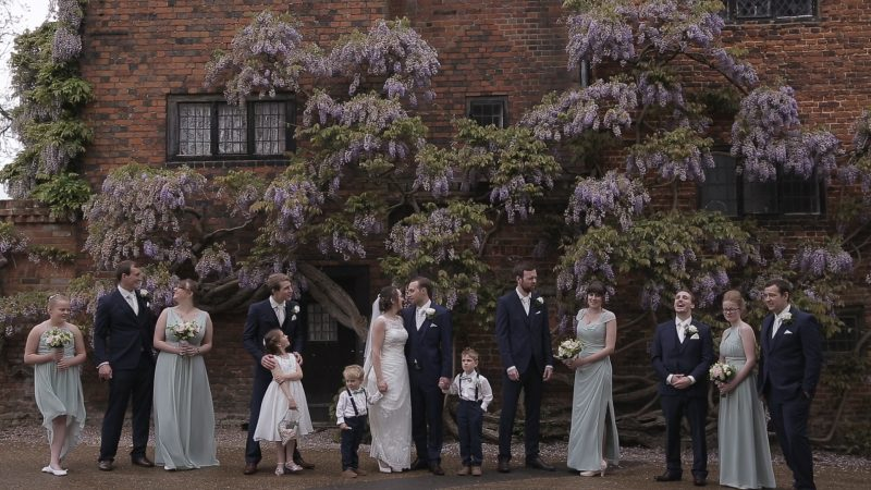Tracey + Christopher || Hatfield House