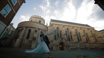 Tiffany + Craig || Inner Temple Hall