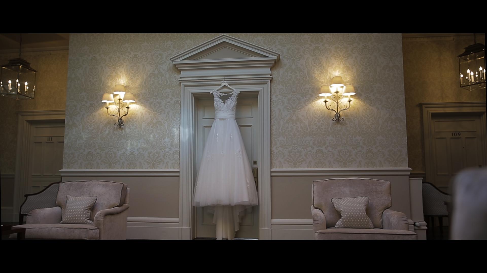Wedding video Down Hall Hotel