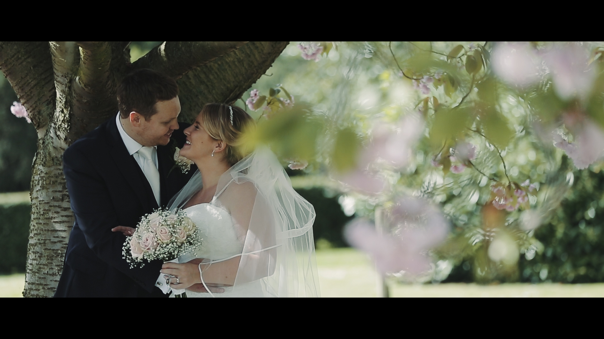 Wedding video from Down hall Hotel