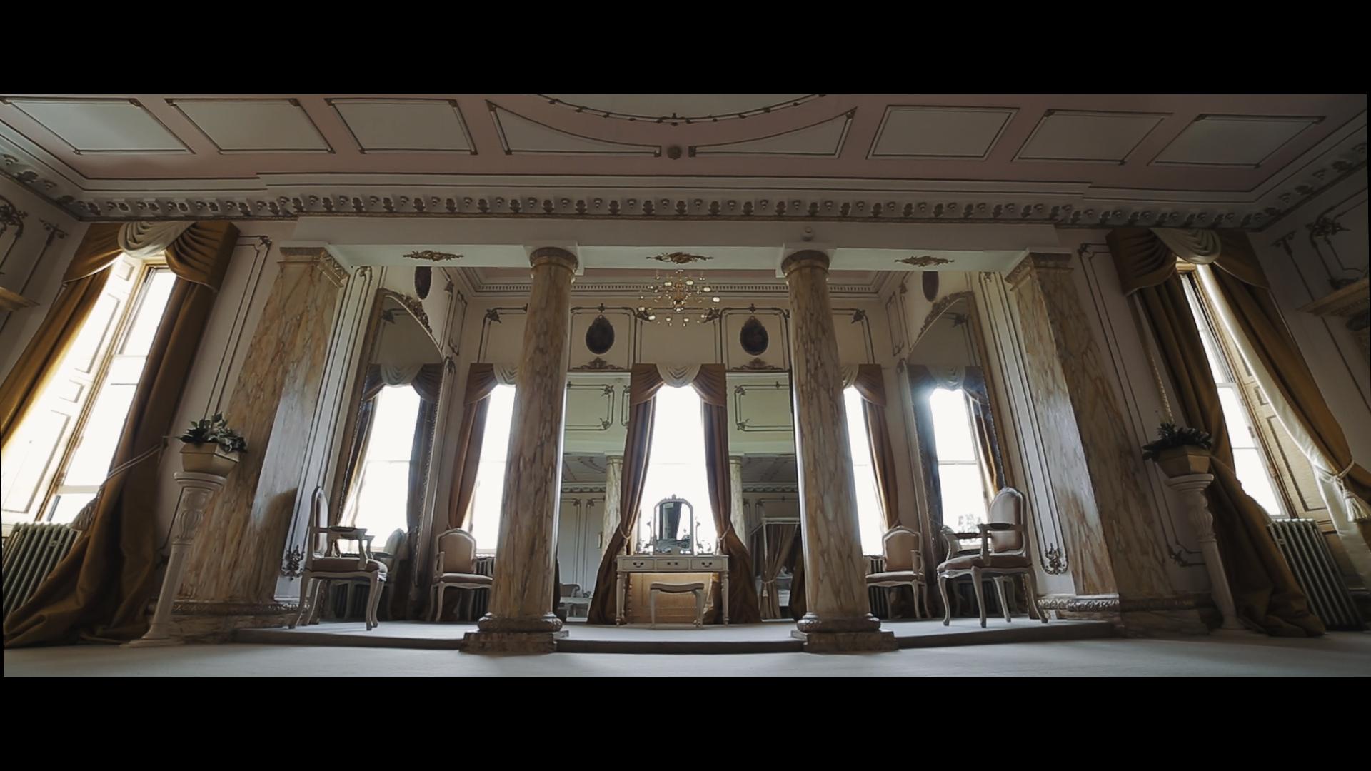 Wedding video Gosfield hall