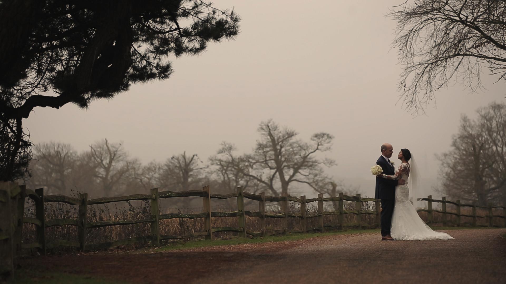Gaynes Park wedding video
