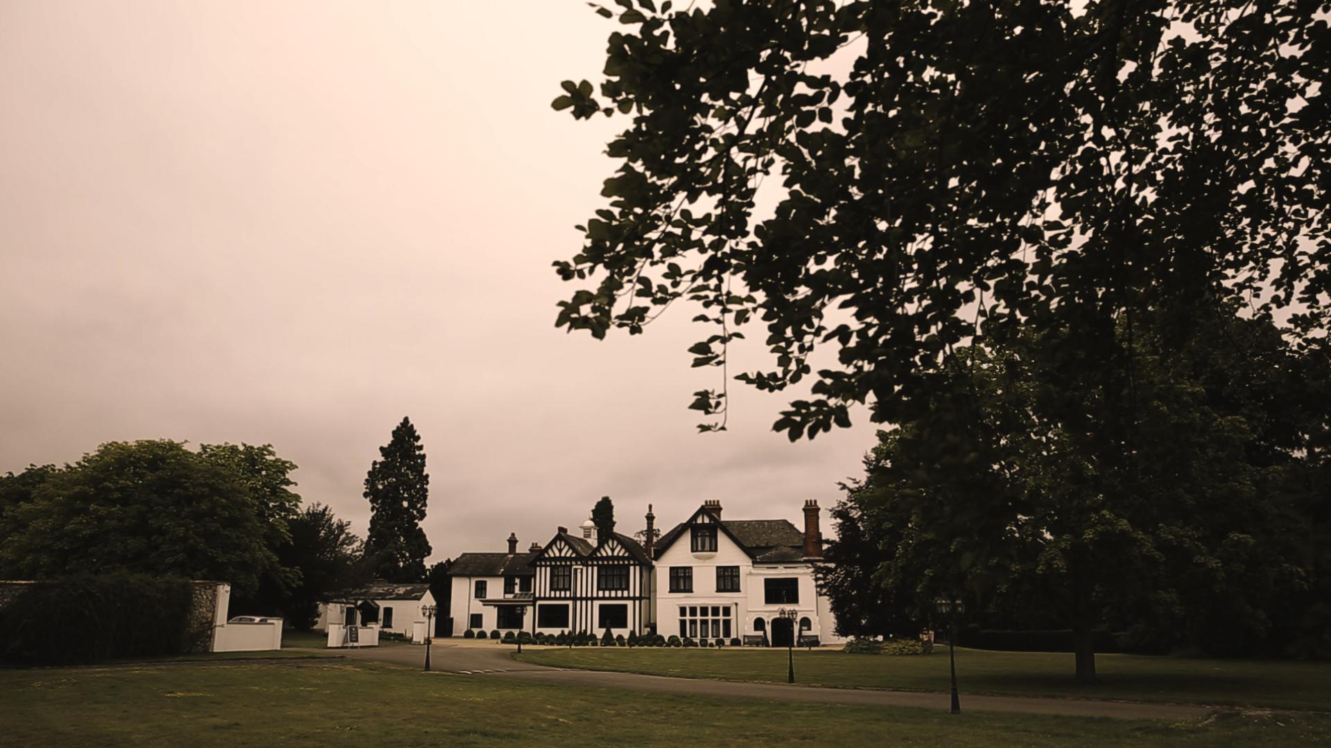 Wedding Swynford manor