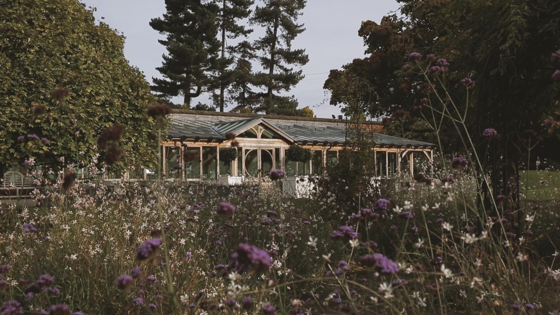 Wedding video Gaynes Park