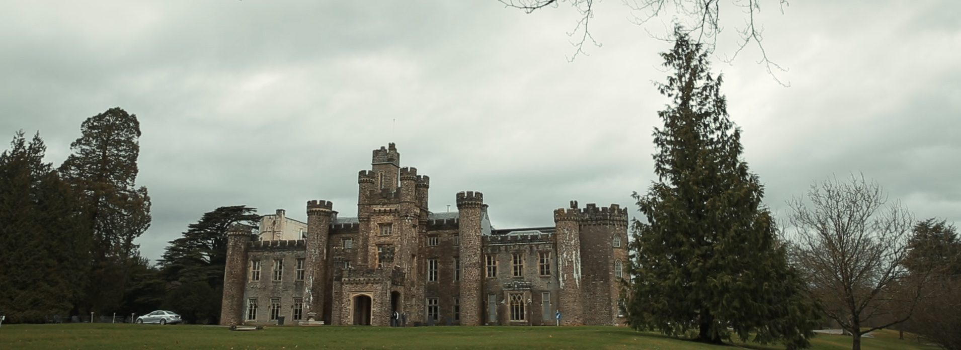 Wedding video Hensol Castle