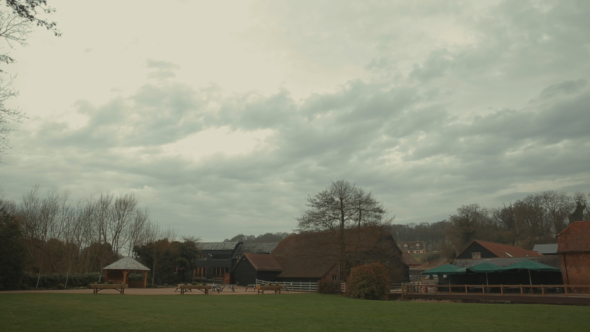 Wedding video Tewinbury Farm