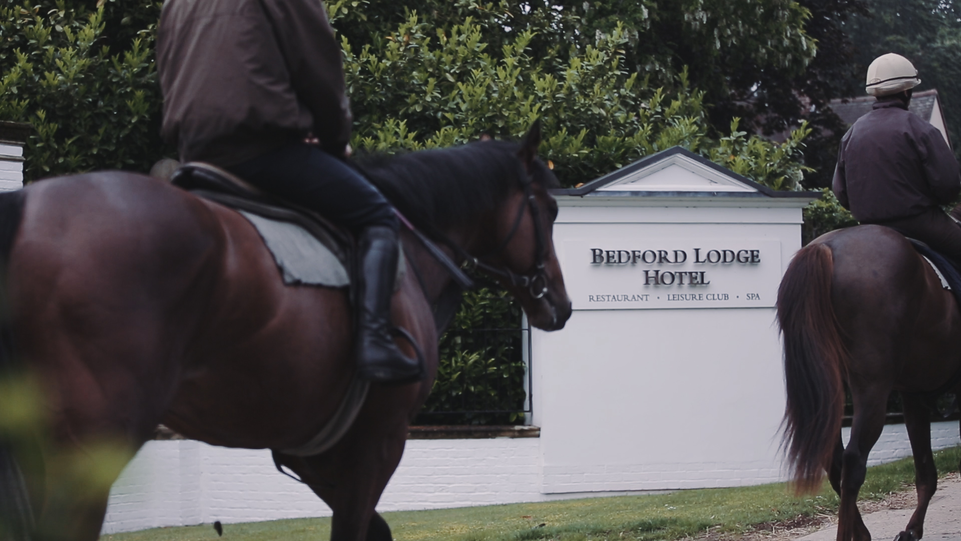 Wedding video Bedford Lodge Hotel
