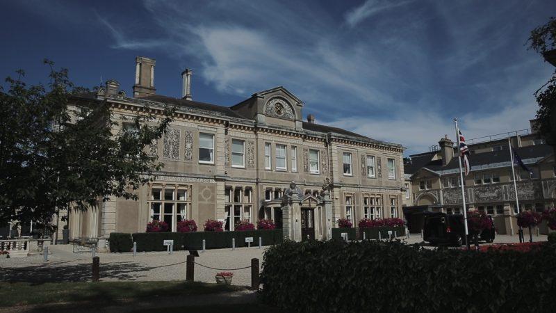 Tracey + Noel    Down Hall Hotel
