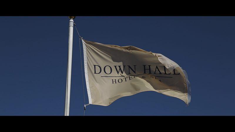 Jessie + Matthew    Down Hall Hotel