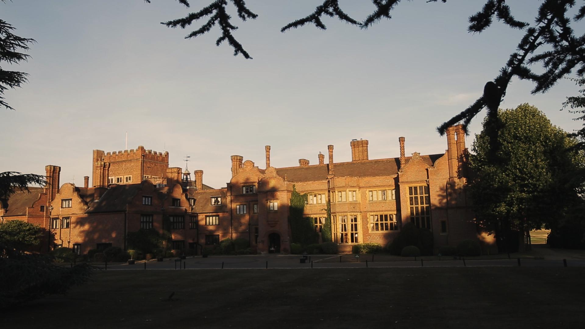 Hanbury Manor wedding video