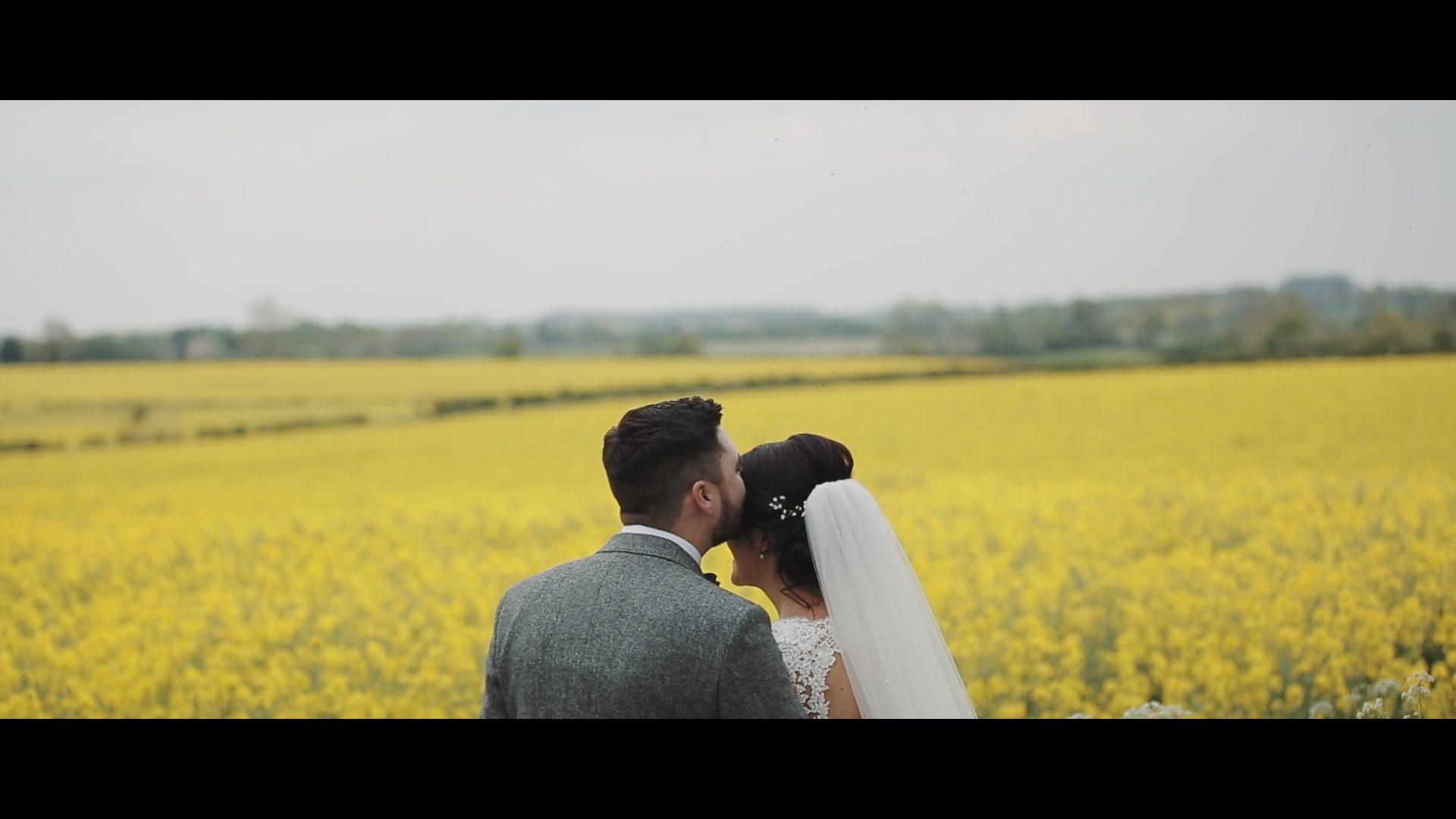 Cripps Barn wedding video