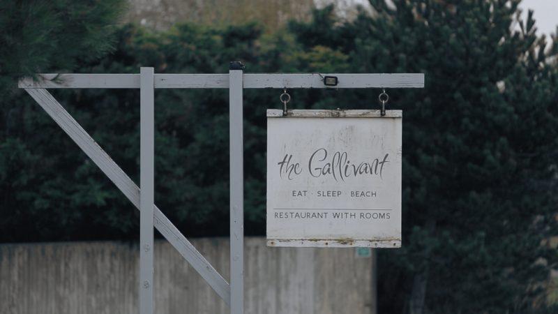 Charlotte + Matthew || The Gallivant