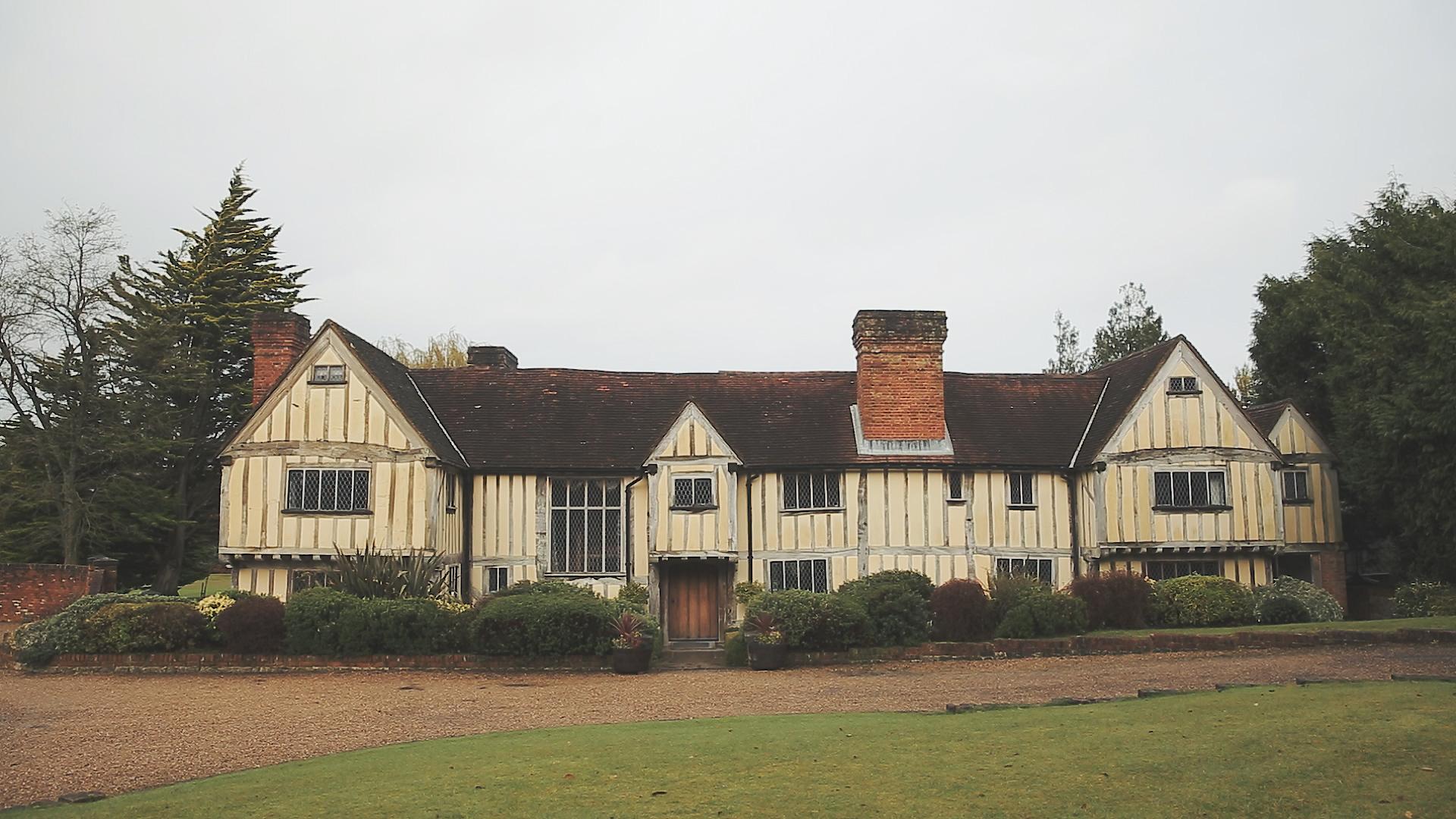 Cain Manor wedding video